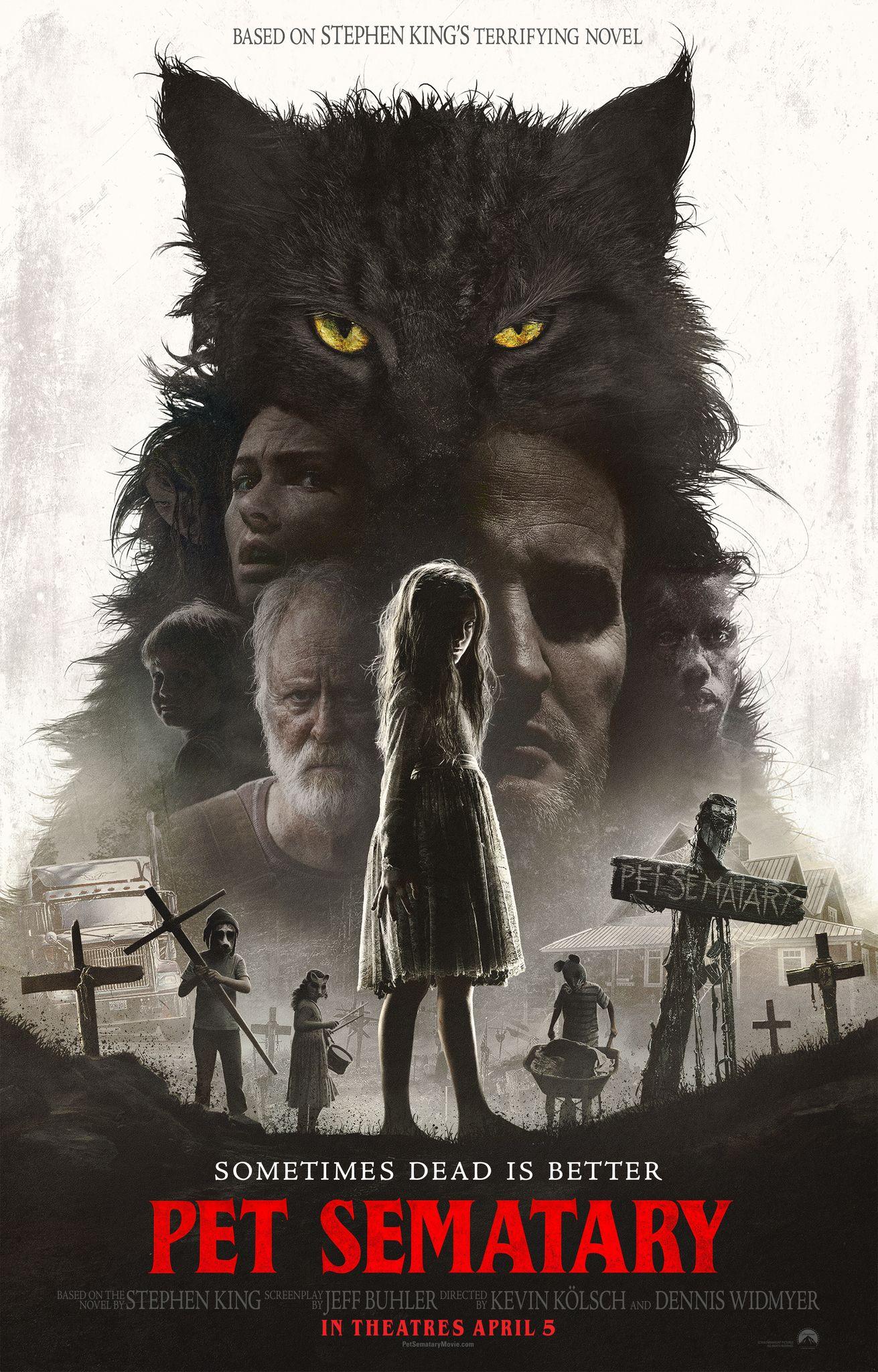 宠物坟场(2019)