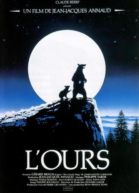 1988法国高分剧情《熊的故事/子熊传说》BD1080P.国英双语.中英双字