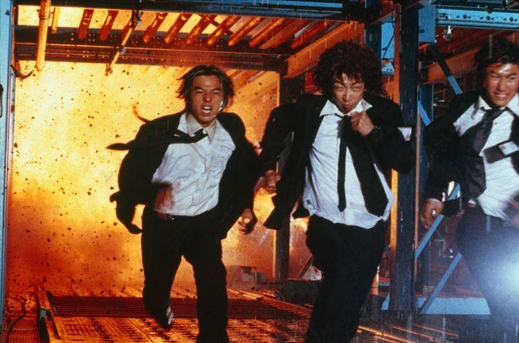谢霆锋证实《特警新人类》将拍续集,还是20年前原班人马  第5张