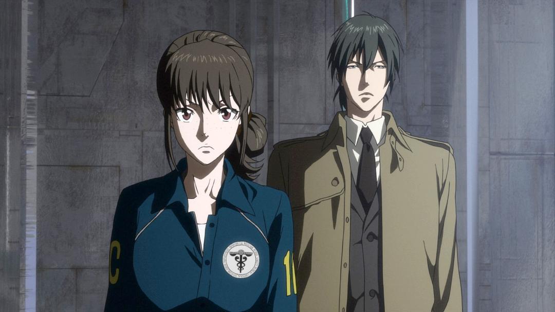 2019 日本《心理测量者SS1:罪与罚》讲述霜月和宜野座为中心的故事