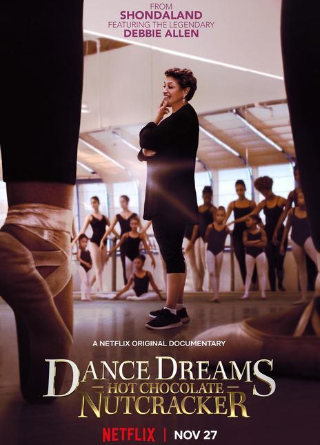 2020美国纪录片《舞出梦想,热巧克力胡桃夹子》HD1080P.中文字幕