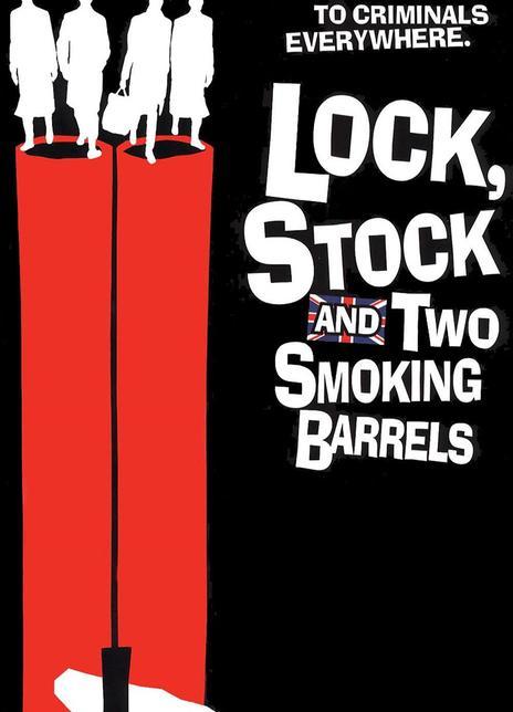 1998盖里奇高分喜剧《两杆大烟枪》BD1080P.国英双语.内封中英字幕