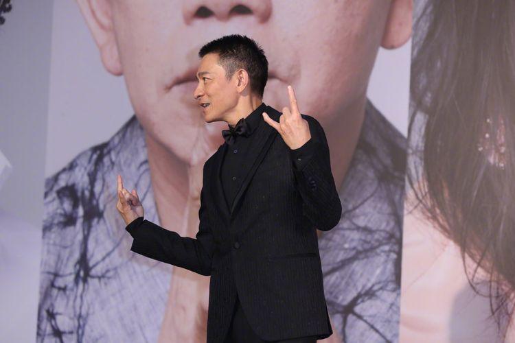 刘德华出席香港金像奖,被问谁获得影帝,他的回答情商太高  第2张