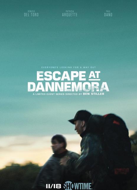 逃离丹尼莫拉海报封面
