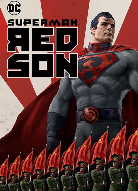 2020美国5.2分动画片《超人:红色之子》HD1080p.中英双字