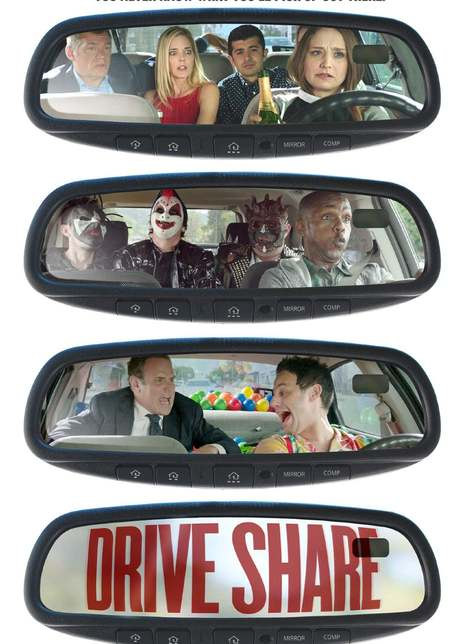 Drive Share海报封面