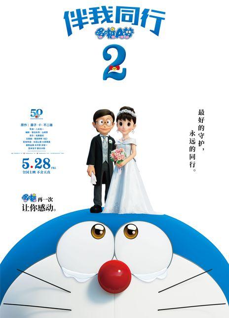 2020动画《哆啦A梦:伴我同行2》HD1080P 高清下载