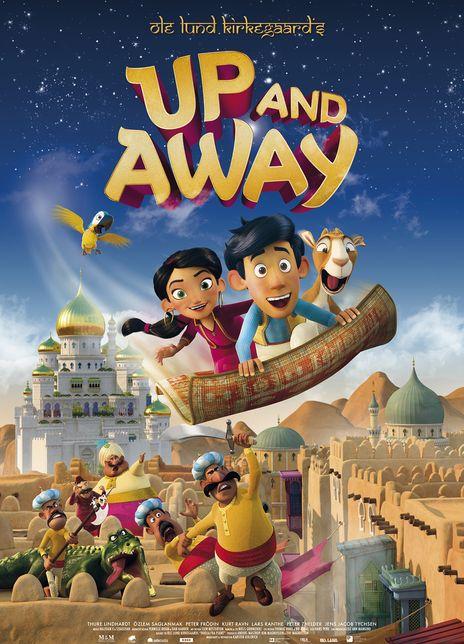 2018 丹麥《飛毯奇緣》少年阿賈一心向往到世界各地探險