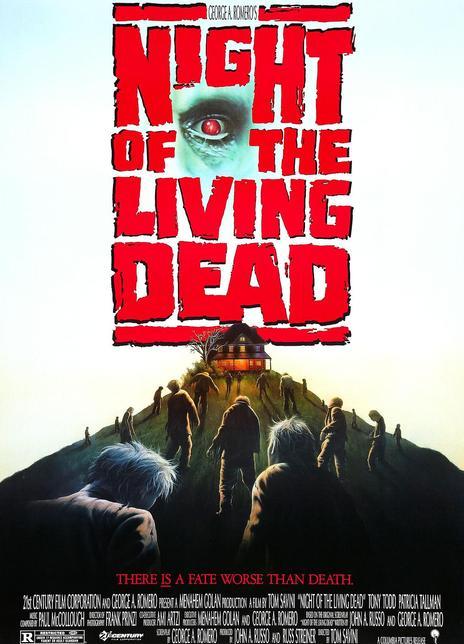 1990美国经典恐怖《活死人之夜》HD1080P 高清迅雷下载