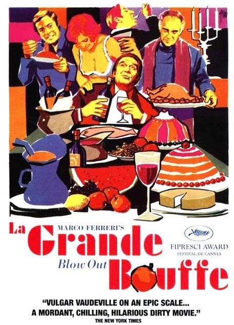 1973意大利大尺度喜剧《极乐大餐》BD1080P.中文字幕