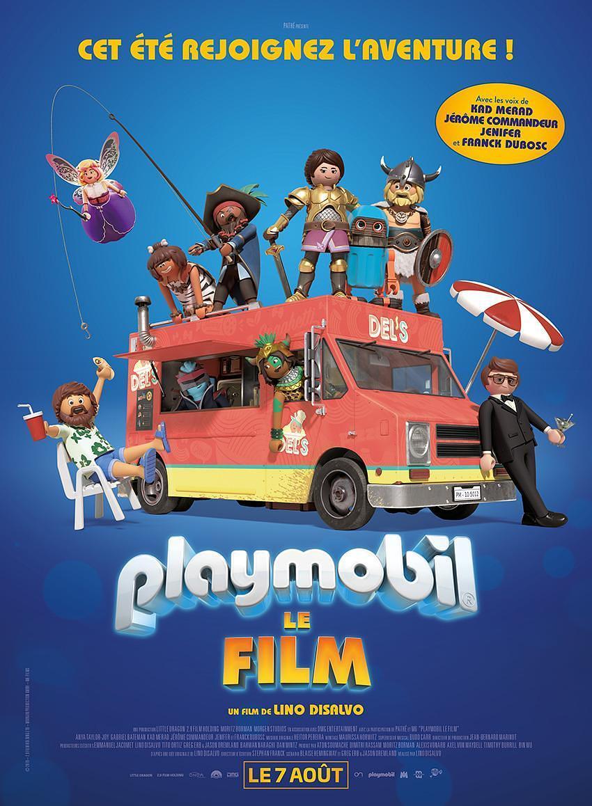 2019 德国《摩比小子大电影》摩比是1975年发源于德国的一款玩具