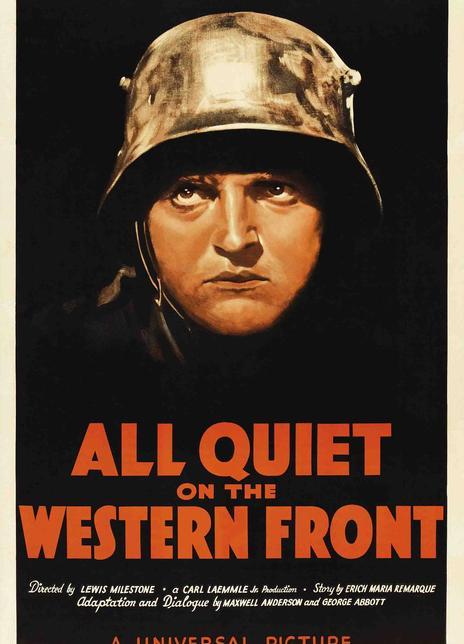 1940年 經典高分戰爭《西線無戰事》BD中英雙字1024高清MKV版