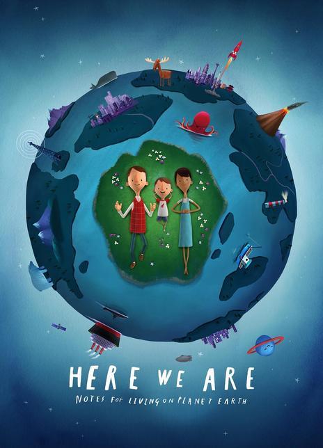 我们在这里:生活在地球上的注意事项 2020动画短片.HD720P&HD1080P.英语中字