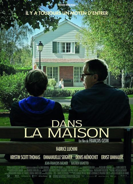 2012法国8.5分悬疑剧情片《登堂入室》BD1080P.法语中字