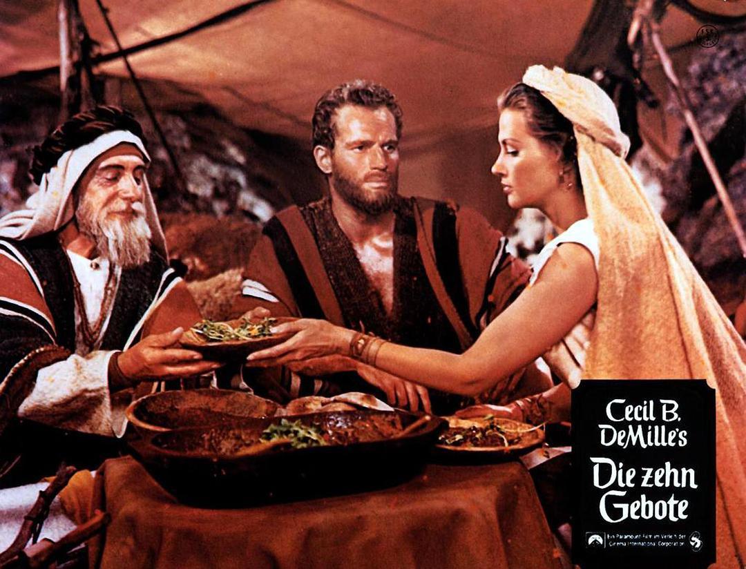 1956年 经典高分剧情《十诫》BD国英音轨中英双字1024高清MKV版