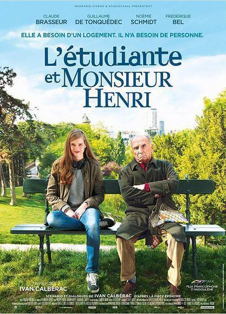 2015法国高分喜剧《女学生和亨利先生》BD1080P.中法字幕