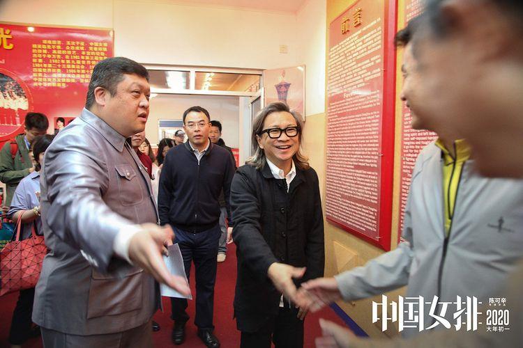 《中国女排》正式启动,定档2020春节唤醒全民记忆  第4张