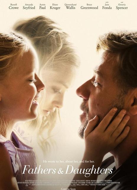 2015罗素克劳高分《父女情/当幸福再敲门》BD1080P.国英双语.中英双字