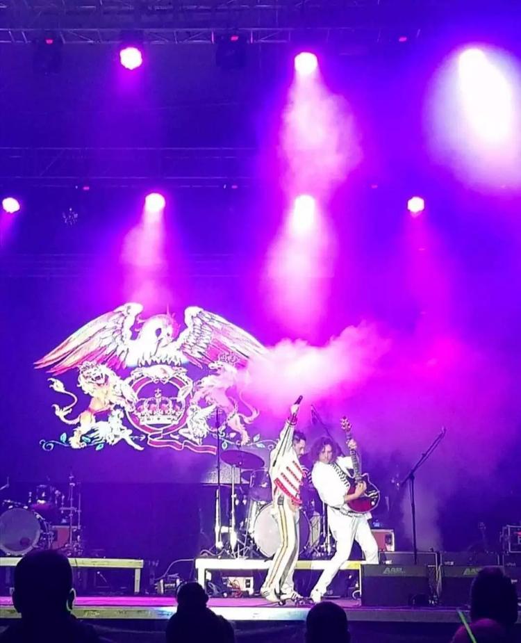 QUEEN REAL TRIBUTE皇后致敬乐队世界巡回演唱会  第16张
