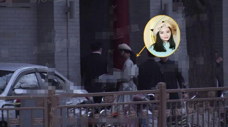 范冰冰被曝密会冯小刚,疑似为了复出商谈《手机2》上映事宜  第4张