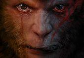 西游记真假美猴王电影海报