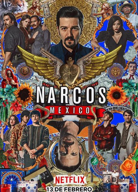 2019-2020年 毒梟:墨西哥第一二季全集[用生命拍出來的神劇,你要不要看?豆瓣9.6分]