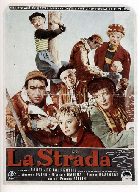 1954意大利高分剧情《大路》HD1080P.中字