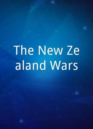 The New Zealand Wars海报封面图