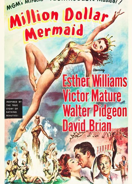 1944美国超经典歌舞喜剧《出水芙蓉》DVD中字无水印 高清迅雷下载