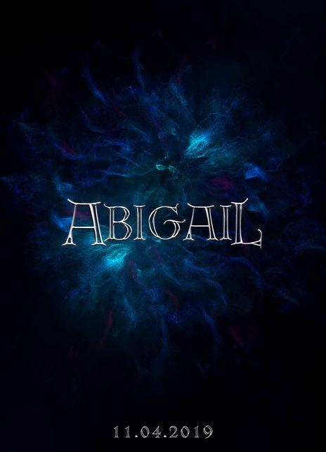 阿比盖尔海报封面