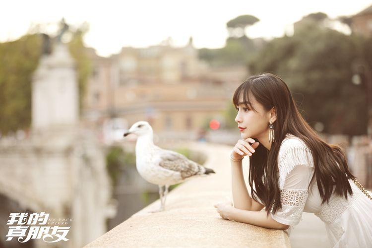 Angelababy邓伦朱一龙寻梦意大利,《我的真朋友》跨国取景  第4张