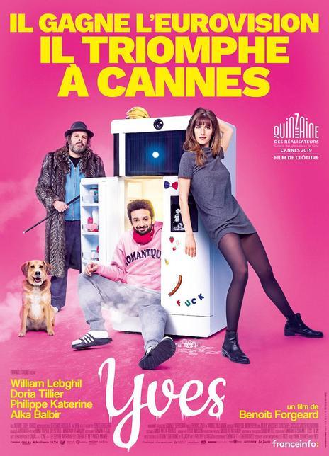 2019 法國《智能伊夫》我的情敵是冰箱