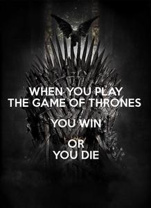 权力的游戏:非赢即死