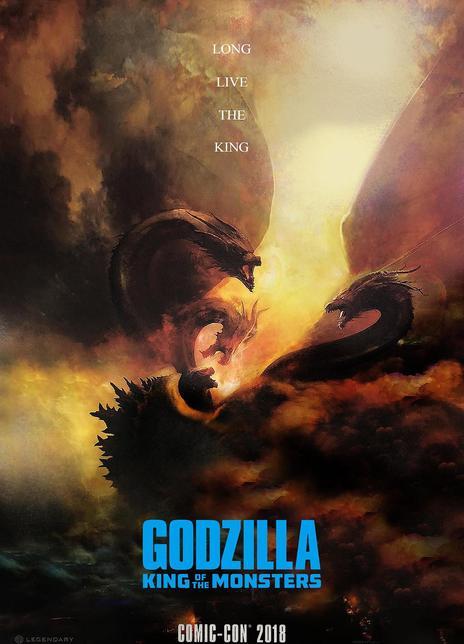 哥斯拉2:怪獸之王(電影)[2019]
