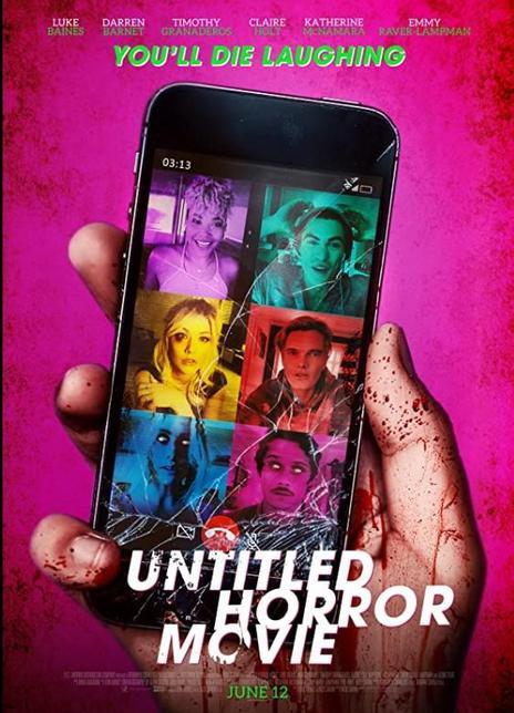 2020美国悬疑惊悚《未命名恐怖片(UHM)》HD1080P.英语中字
