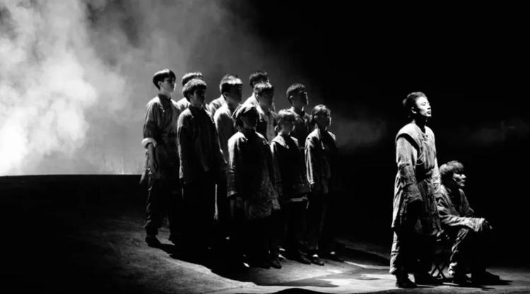 """""""苍茫、浩大、庄严""""《一句顶一万句之出延津记》首站北京落幕  第1张"""