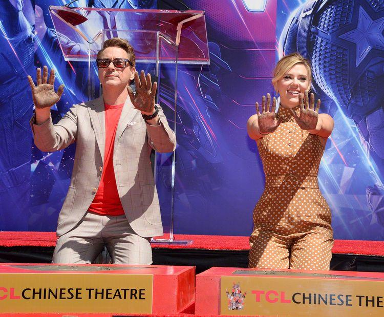 复联A6中国剧院留手印,宣告十年漫威走向完美节点  第5张