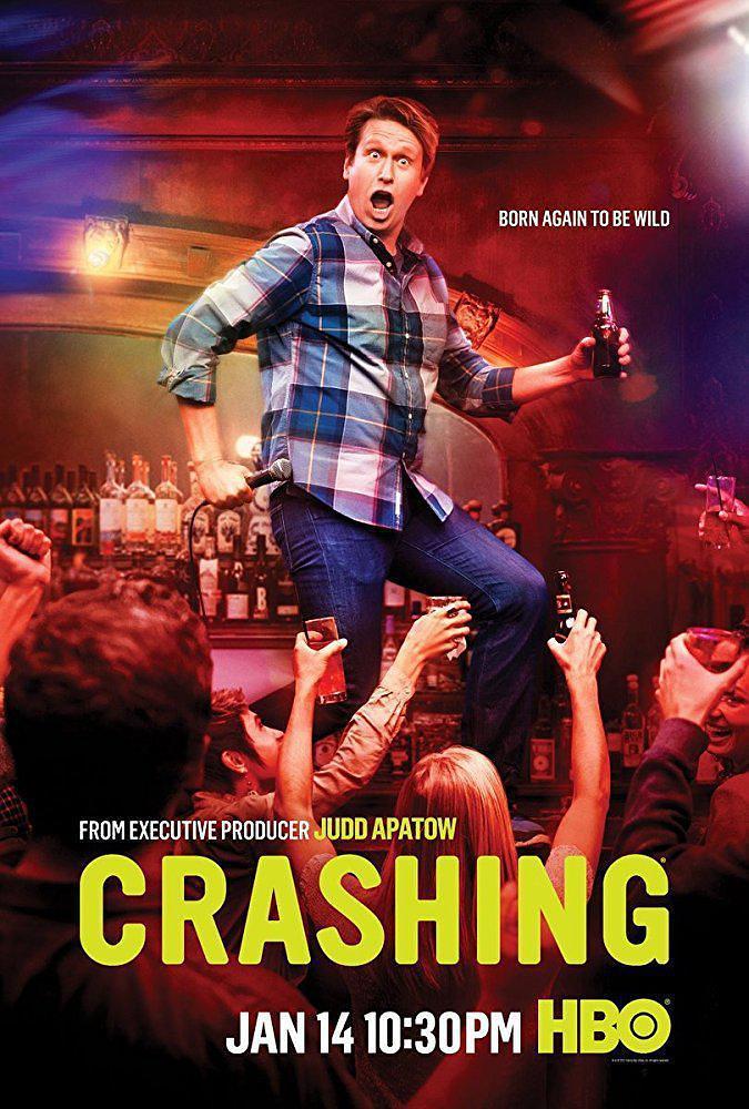 Crashing Season 2
