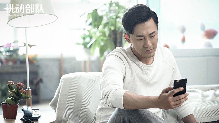 《机动部队》定档5月6日,林峯蔡卓妍再掀港剧热潮  第2张