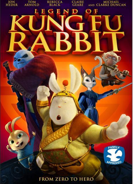2011动画喜剧《兔侠传奇》DVD国语中字迅雷下载