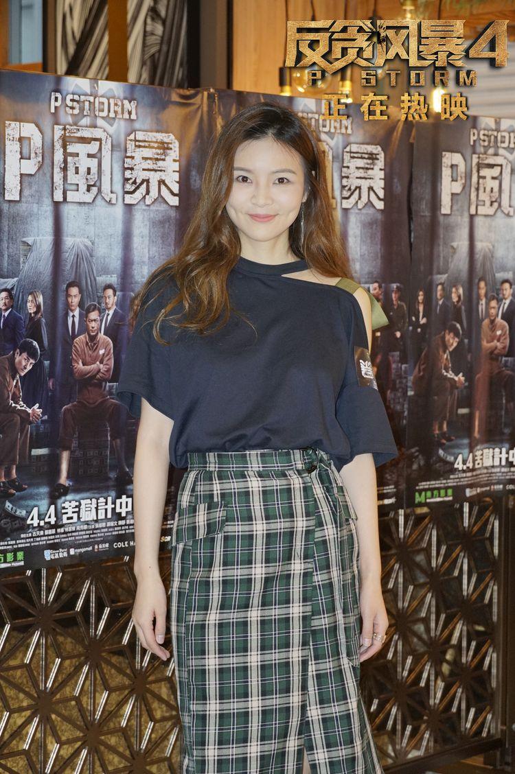 《反贪风暴4》破6亿蝉联周票房冠军,古天乐现身香港庆功活动  第6张
