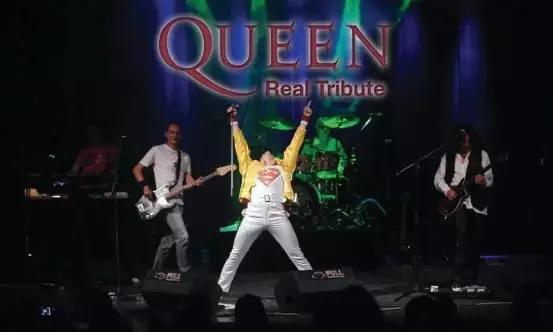 QUEEN REAL TRIBUTE皇后致敬乐队世界巡回演唱会  第8张