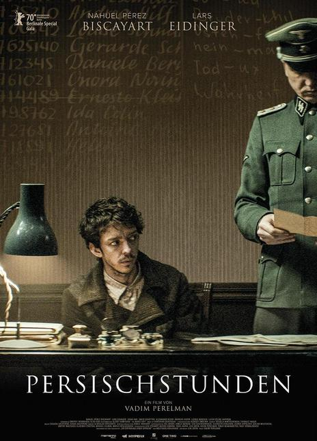 2020高分二战剧情《波斯语课》BD1080P.德语中字