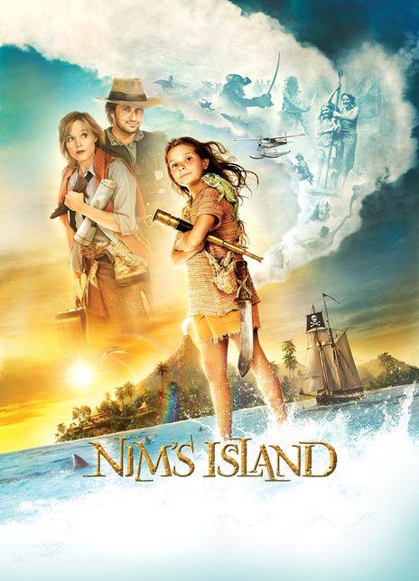 尼姆岛 2008美国奇幻冒险HD1080P.英语中字