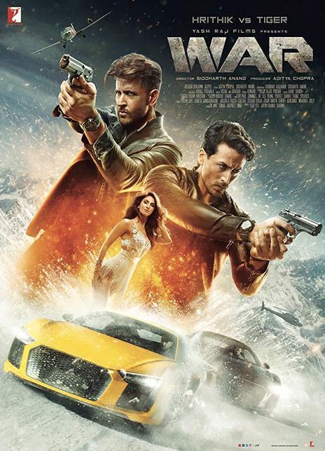 2019 印度《寶萊塢雙雄之戰》今年最值得期待的寶萊塢大片之一
