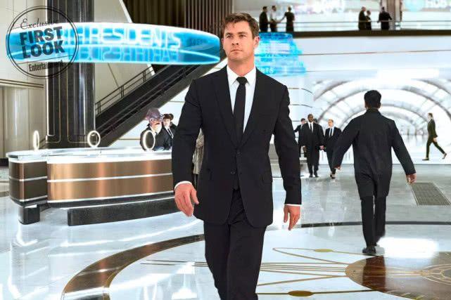 好莱坞科幻动作大片《黑衣人》新作来了!提前预定今夏必看!  第4张