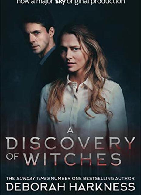 发现女巫 第一季海报封面