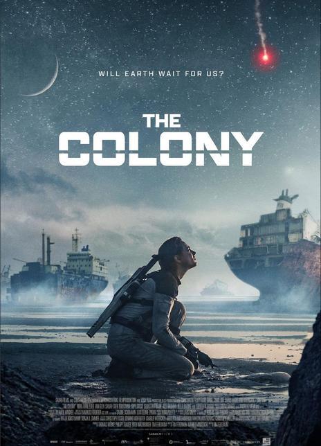 殖民地 2021德国科幻惊悚 HD1080P.中英双字
