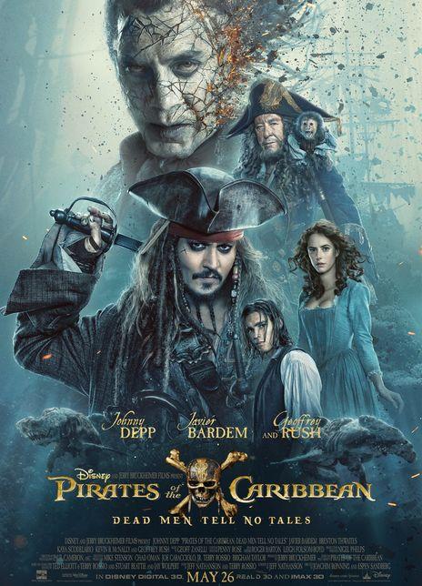 2017美国奇幻电影《加勒比海盗5:死无对证》HD1080P 高清下载