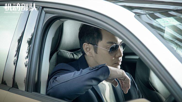《机动部队》定档5月6日,林峯蔡卓妍再掀港剧热潮  第5张